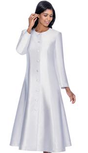 RR9041-WH ( 1pc GMI Church And Choir Robe )