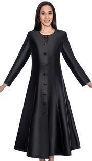 RR9041-BLK ( 1pc GMI Church And Choir Robe )