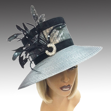 2305-CO Jazzy Hat