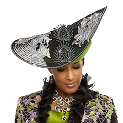 H11721-BLI-CO ( Church Hat )