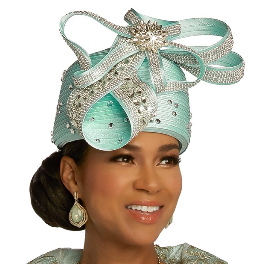 Donna Vinci Hat H5693-MIN-CO