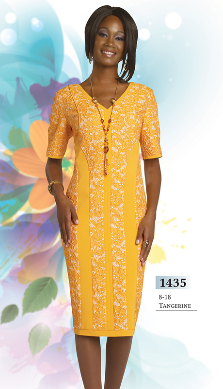 CHancelle 1435-TA-CO ( 1pc Designer Dress )
