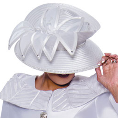 Dorinda Clark Cole Church Hat 9092