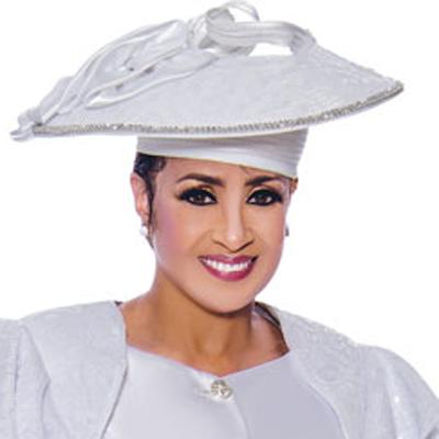Dorinda Clark Cole Church Hat 9002