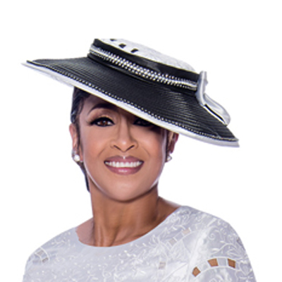 Dorinda Clark Cole Church Hat 2551-CO