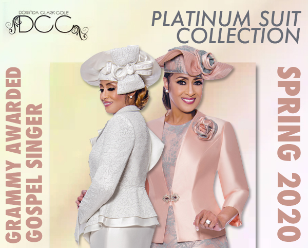 Dorinda Clark Cole Platinum Edition Suits 2020
