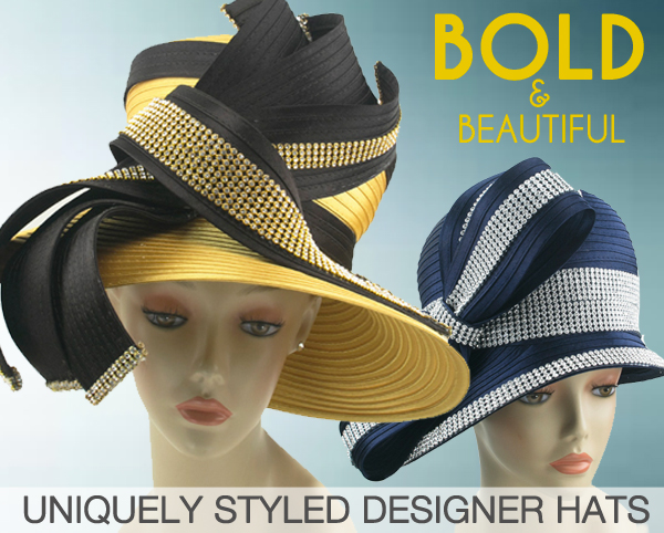 Designer Church Hats Fall And Holiday 2019