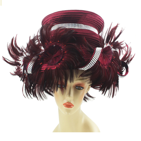 8210 ( Womens Church Hat )