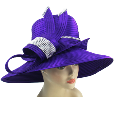 8214 ( Ladies Church Hat )