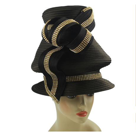 8218 ( Ladies Hat For Church )