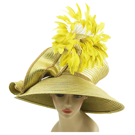 8219 ( Womens Hat For Church )