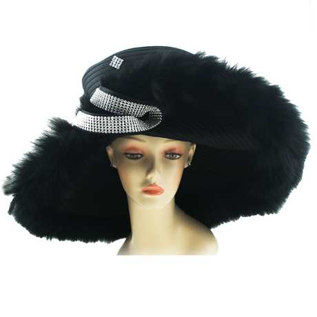 8202 ( Womens Church Hat )