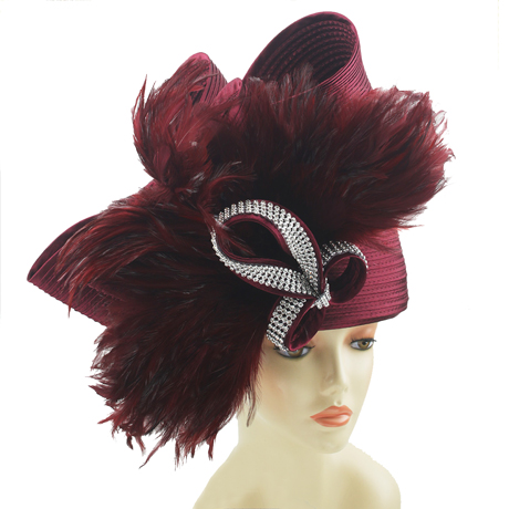 8203 ( Ladies Hat For Church )