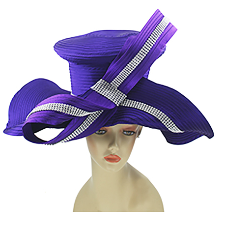 8246 ( Womens Church Hat )