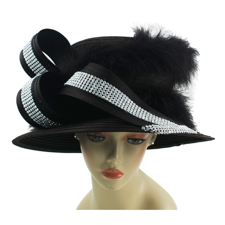 8254 ( Ladies Church Hat )