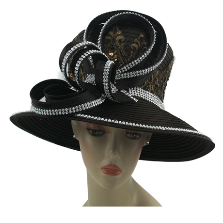 8256 ( Womens Church Hat )