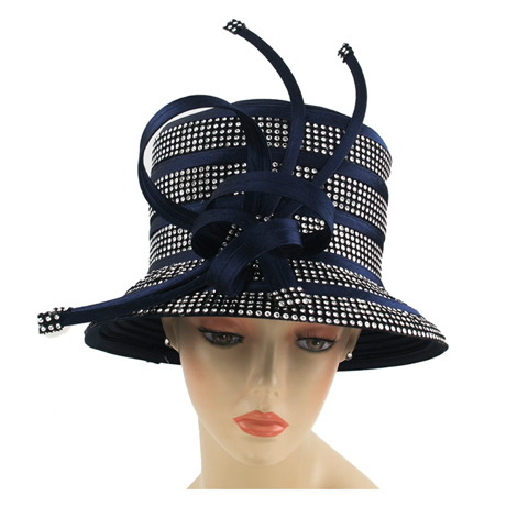 8258 ( Ladies Hat For Church )
