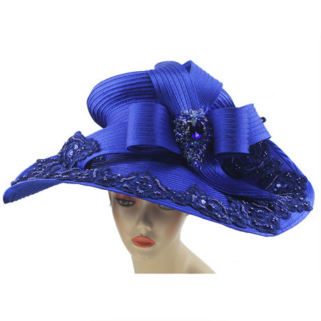 8205 ( Ladies Church Hat )