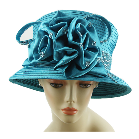 CM231-CO ( Womens Hat For Church )