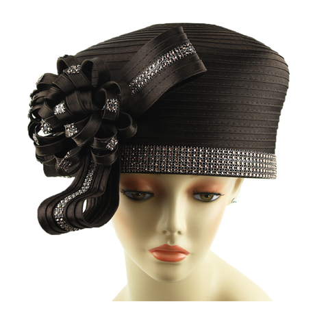 CM303 ( Ladies Church Hat )