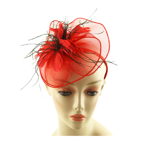 8010 ( Ladies Church Fascinator )