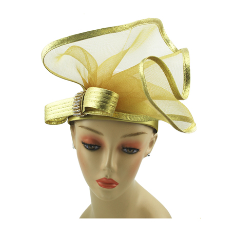 195HB ( Ladies Fascinator For Church )