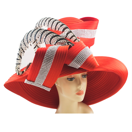 8208 ( Ladies Church Hat )