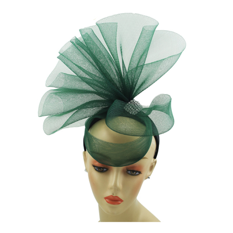 197HB ( Ladies Church Fascinator )