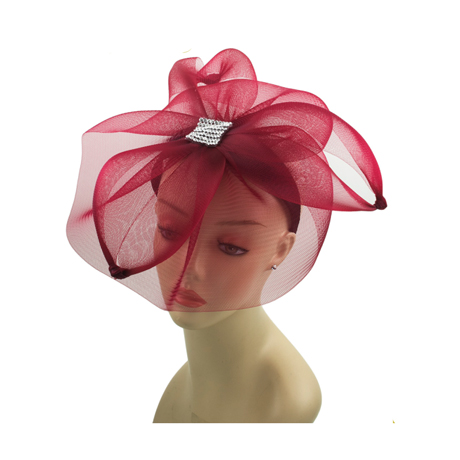 199HB ( Womens Church Fascinator )