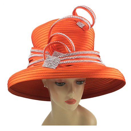 8224 ( Ladies Hat For Church )