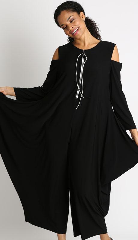 Diana Couture D1002-BL ( 1pc Jumpsuit )