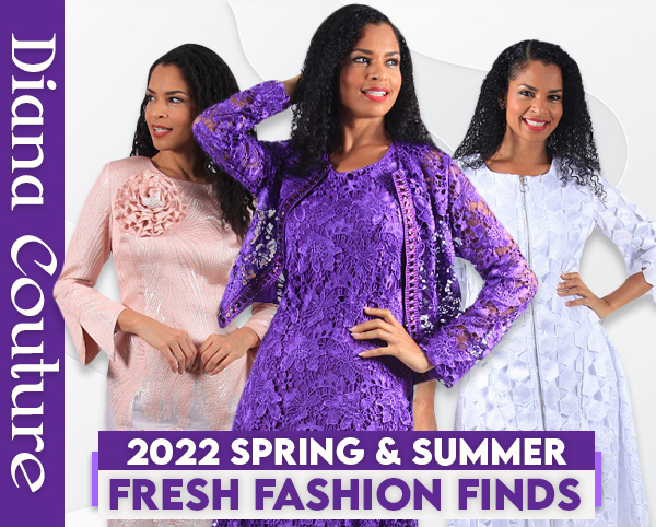 Diana Couture Church Apparel Fall And Holiday 2018