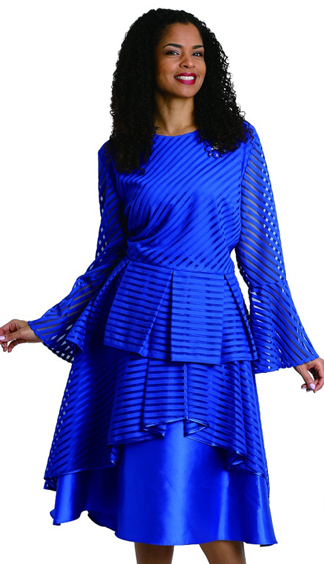 Diana Couture 8093 ( 2pc Womens Novelty Suit For Church )