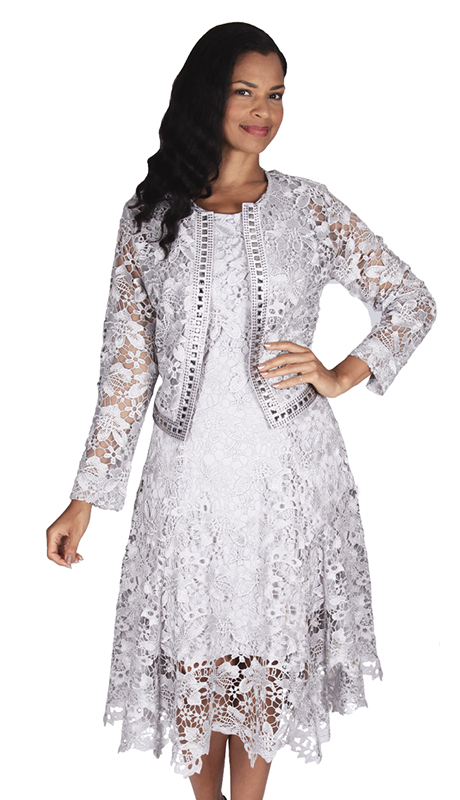 Diana Couture 8190-WHT