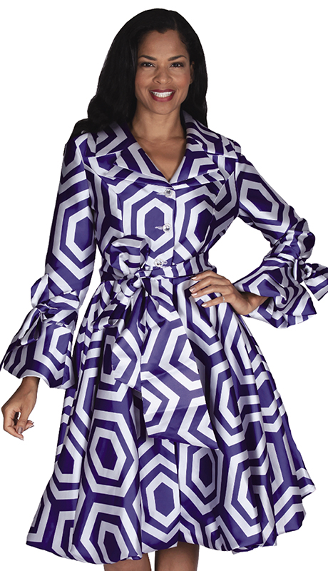 Diana Couture 8222-PUR