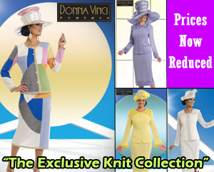 All Donna Vinci Knits For Church Promotional