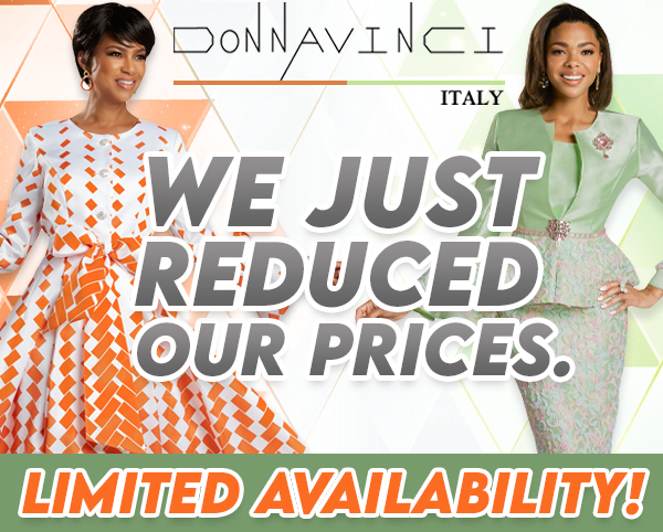 All Donna Vinci Suits For Church Spring And Summer 2020