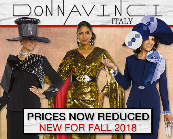 All Donna Vinci Suits For Church Spring And Summer 2018