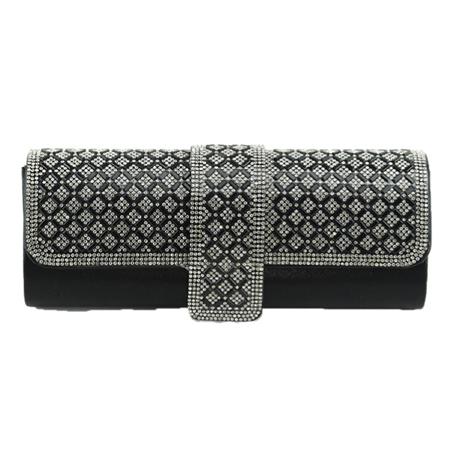 Designer Hand Bag EB 7502-BK