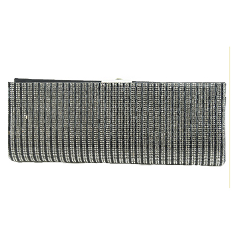 Designer Hand Bag EB 7517-BK