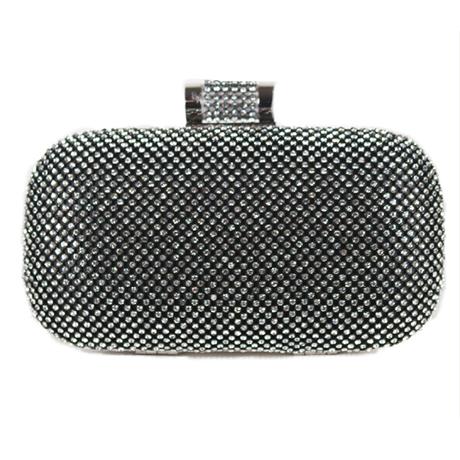 Designer Hand Bag EB 7524-BK