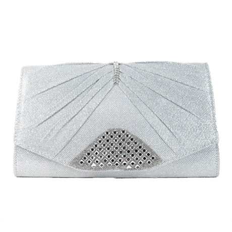 Designer Hand Bag EB 7545-SI