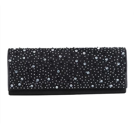 Designer Hand Bag EB 7696-BK