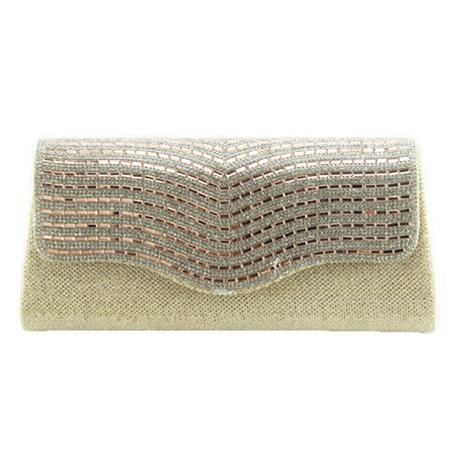 Designer Hand Bag EB 7512-GO