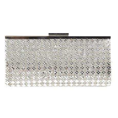 Designer Hand Bag EB 7514-SI