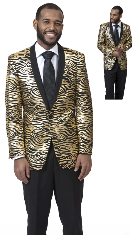 EJ Samuel M2705-IH ( 2pc High Style Mens Suit, Super 140's )