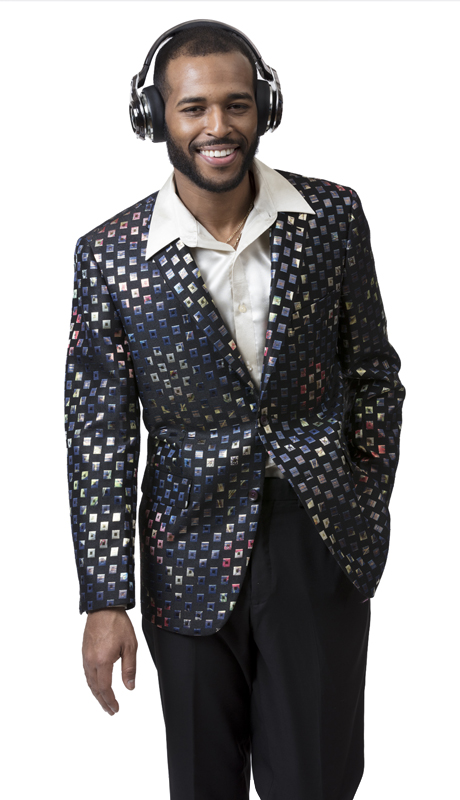 EJ Samuel J25 ( 1pc Mens Fashion Blazer )