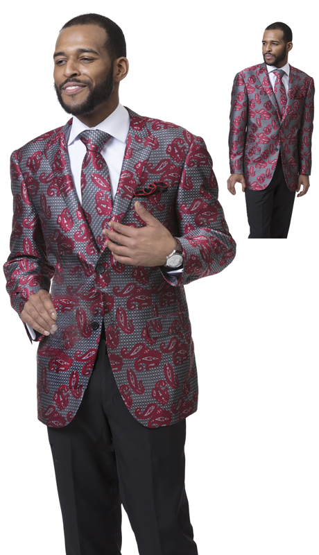 EJ Samuel  J19 ( 1pc Mens Fashion Blazer )