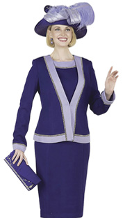 Elite Champagne 4654 ( 2pc Exclusive Knit Womens Sunday Jacket And Dress With Rhinestone Embellishment )