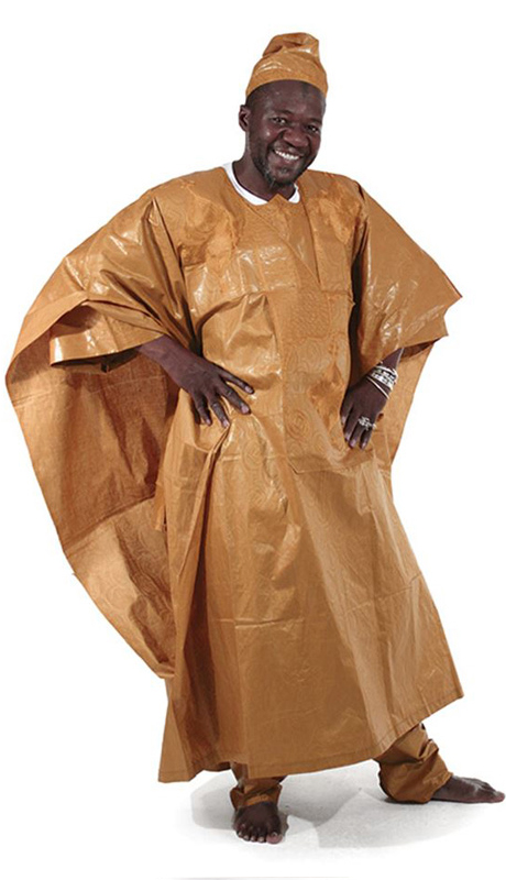 Essence Collection C-M211 ( Includes top, pants, boubou outer garment and kufi hat. )